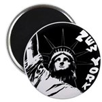 New York Souvenir Fridge Magnet Statue of Liberty