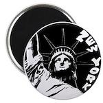 New York Souvenir Fridge Magnet Statue of Liberty