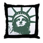 New York Souvenir Throw Pillow