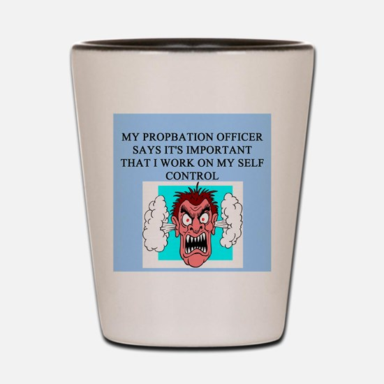 new age psychology gifts t-sh Shot Glass
