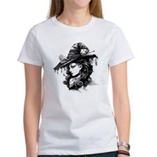 Gothic Witch T-Shirt