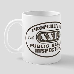 Public Health Inspector Mug