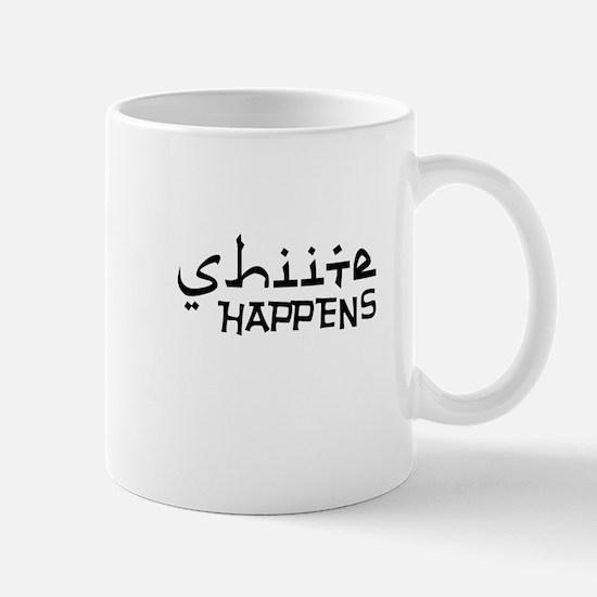 Shiite Happens Mug