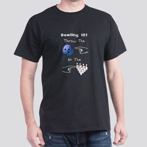 Bowling Basics Dark T-Shirt