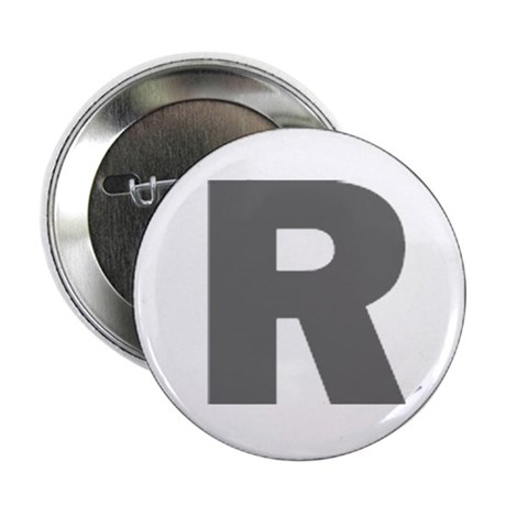 "TRADEMARK X 2.25"" Button"