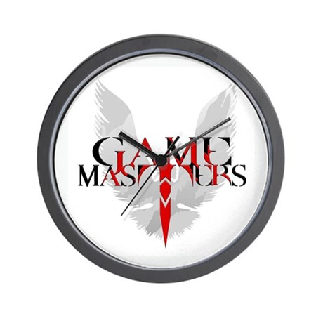 Game Masters Wall Clock