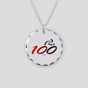 Century - 100 Necklace Circle Charm