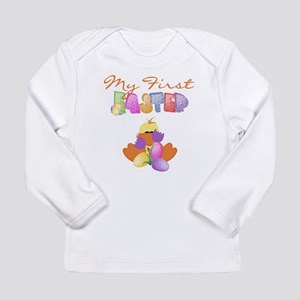 Duck My First Easter Long Sleeve Infant T-Shirt