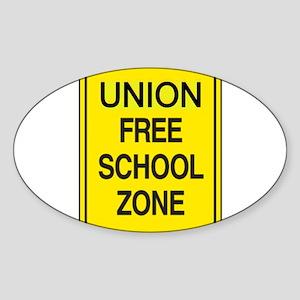 MENTALLY ILL Sticker (Oval)