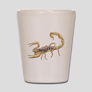 Scorpion Shot Glass