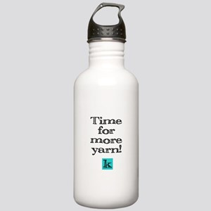 Time for More Yarn Stainless Water Bottle 1.0L
