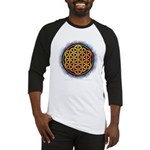 Baseball Jersey - The Flower Of Life