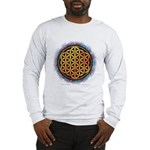 Long Sleeve T-Shirt - The Flower Of Life