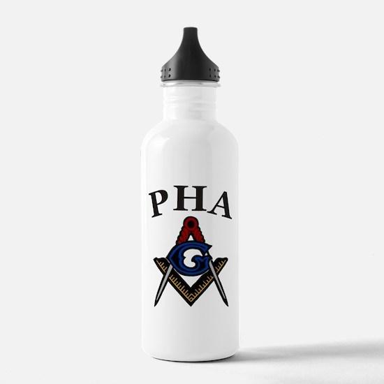 Prince Hall Mason S&C Water Bottle