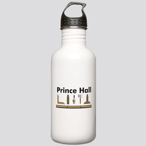Prince Hall Mason No. 2 Stainless Water Bottle 1.0