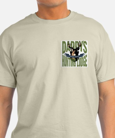 Daddy's Hunting Lodge T-Shirt