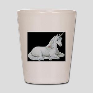 Unicorn Shot Glass