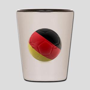 Germany World Cup Ball Shot Glass