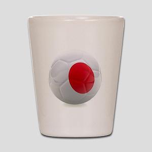 Japan World Cup Ball Shot Glass