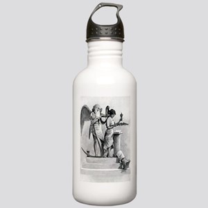 Virgin with Broken Column No. Stainless Water Bott