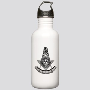 Past Master Stainless Water Bottle 1.0L