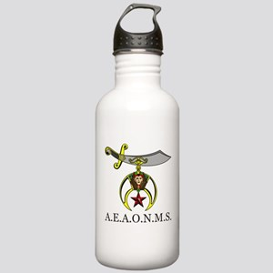 PHA Shrine Design No. 2 Stainless Water Bottle 1.0