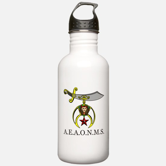 PHA Shrine Design No. 2 Water Bottle
