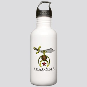 Prince Hall Shrine Stainless Water Bottle 1.0L