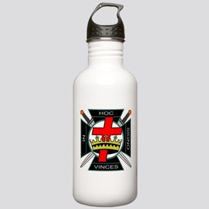 Knight of the Temple Stainless Water Bottle 1.0L