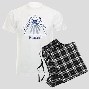 Entered Passed Raised Men's Light Pajamas
