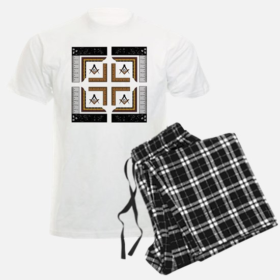 Square Design No. 3 Pajamas