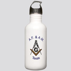 Texas S&C Stainless Water Bottle 1.0L