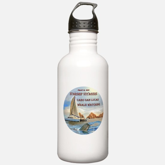 Starship Voyagers_Whale Watching - Water Bottle