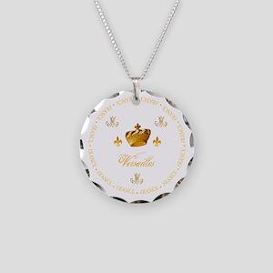 Versailles-France - Necklace Circle Charm