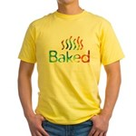 Baked Yellow T-Shirt