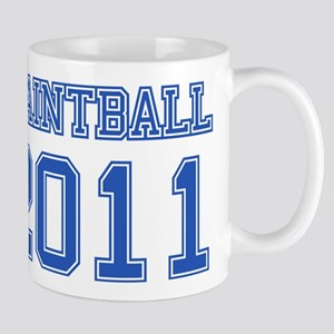 """Paintball 2011"" Mug"