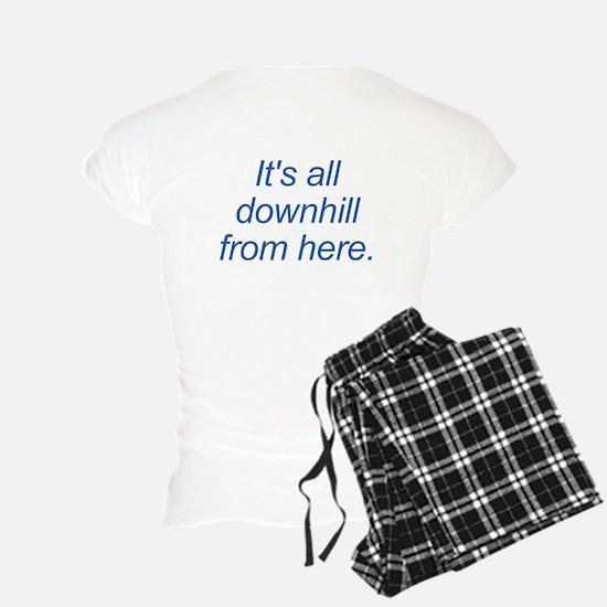 """""""Paintball 2011"""" Pajamas"""
