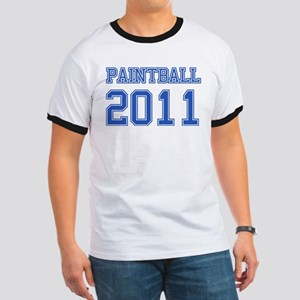 """""""Paintball 2011"""" Ringer T"""