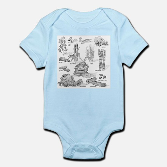 Farm Fresh Food Infant Bodysuit