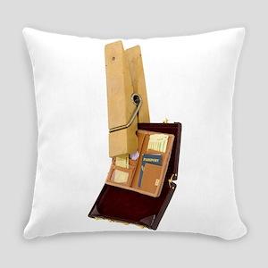 BusinessTravelMinder080209 Everyday Pillow