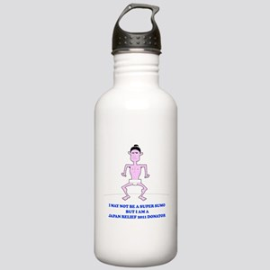 Super sumo - Japan relief 201 Stainless Water Bott