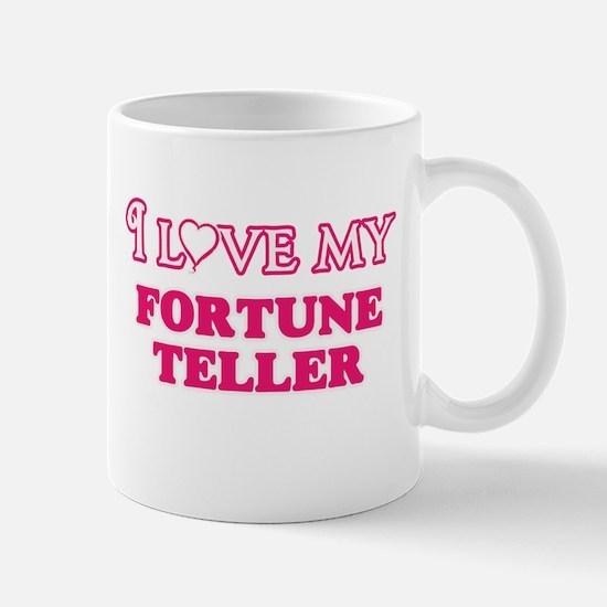 I love my Fortune Teller Mugs