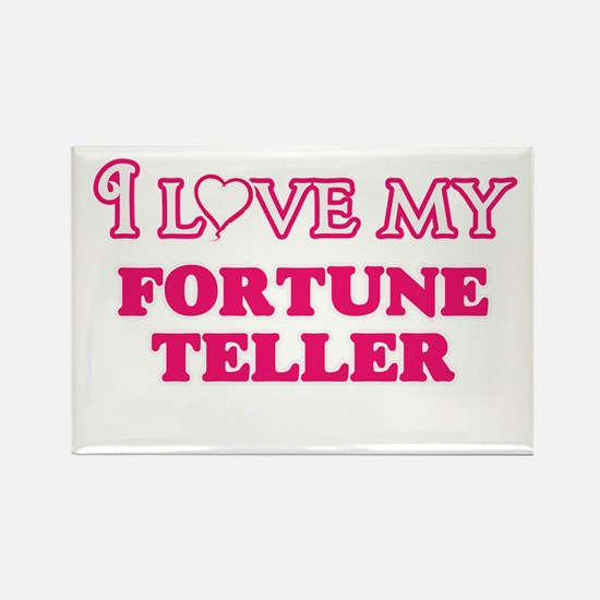 I love my Fortune Teller Magnets