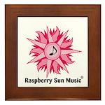 Raspberry Sun Music Tile