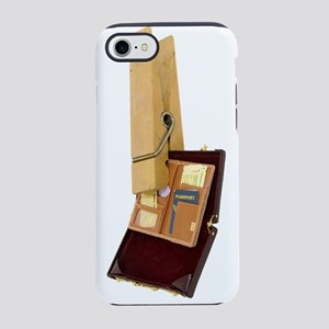 BusinessTravelMinder080209 iPhone 7 Tough Case