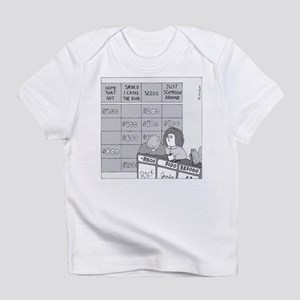 Jeopardy Squirrel - no text Infant T-Shirt