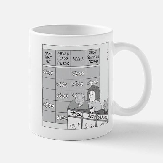 Jeopardy Squirrel - no text Mug