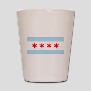 Chicago Shot Glass