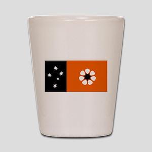 Northern Territory Shot Glass