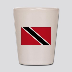 Trinidad and Tobago Shot Glass